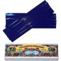 Boîte 10 batons cire J.Herbin Bleu Nuit