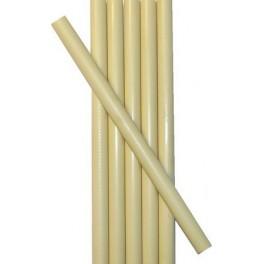 6 IVORY wax sticks