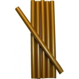 6 GOLD wax sticks