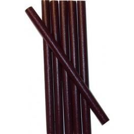 6 PURPLE BORDEAUX wax sticks