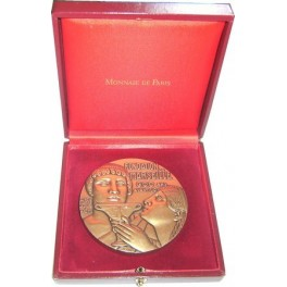 Médaille fondation de Marseille