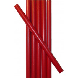 6 sticks RED wax for small gun