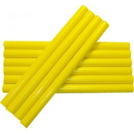 Pack YELLOW wax for pistol Pro