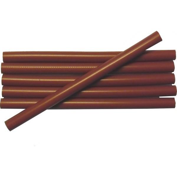 Cire cacheter couleur cerise en petits batons paquet de 6 - Baton de cire pour meuble ...