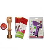 Complete kits seal + wax gun + wax sticks