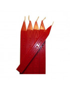Sealing wax candle format